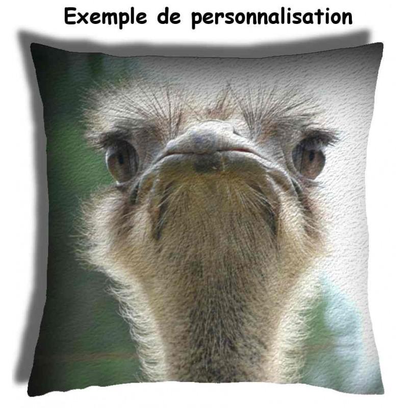 imaginez un coussin photo de qualité personnalisé pour votre canapé
