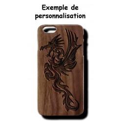 Personnalisation d'une coque iphone 6 par gravure