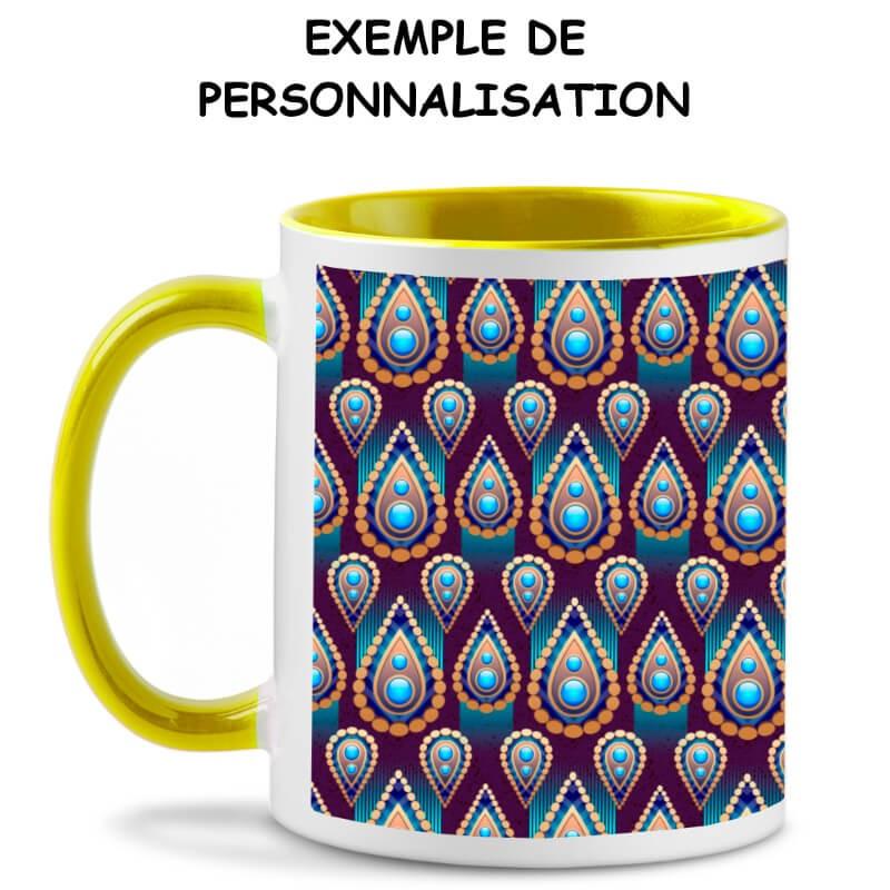 personnalisez un mug color avec une photo et cr ez un cadeau unique. Black Bedroom Furniture Sets. Home Design Ideas