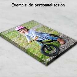 Toile canvas à personnaliser avec photo pour tableau 30x50