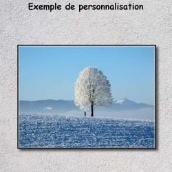 Créer un tableau personnalisé sur une plaque bois ChromaLuxe