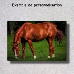 Créer un tableau personnalisé 40x60 sur une plaque Aluminium ChromaLuxe