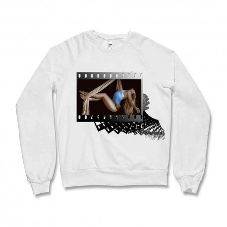 Sweat Blanc personnalisable