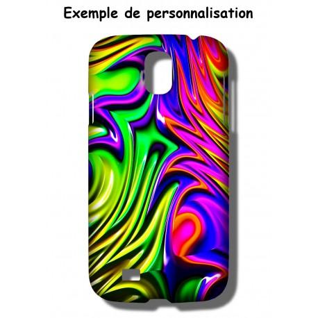 Coque Samsung Galaxy S4 personnalisé brillante