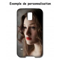 Coque design Samsung Galaxy S5 personnalisée brillante