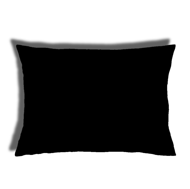 Coussin rectangulaire personnalisé avec une photo et un texte 4bfbc2c3a9f