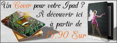 Personnalisation de covers pour Ipad air, Ipad 2/3/4, ou Ipad mini